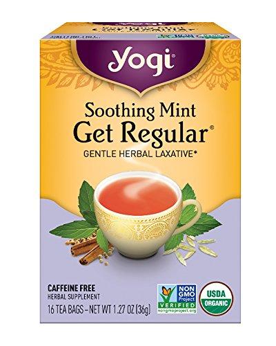 Yogi Healing Organic Laxative Tea