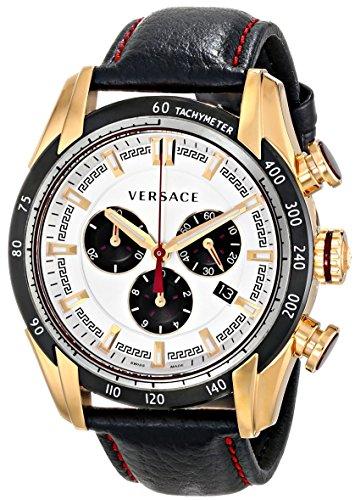 Versace-Mens-VDB040014-V-Ray-Analog-Display-Quartz-Black-Watch