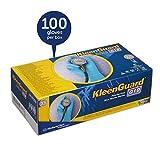 KleenGuard G10 Blue Nitrile Gloves (57370), Extra