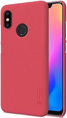 SHIEID Xiaomi Mi 8 Funda Espalda Cover Material de protección del ...