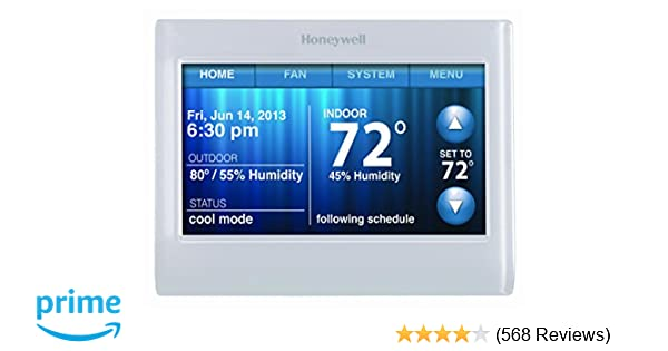 Honeywell TH9320WF5003 WiFi 9000 Color Touchscreen Thermostat, Works on honeywell thermostat th5220d1003 wiring-diagram, honeywell oil furnace wiring diagram, honeywell wi-fi thermostat manual, honeywell thermostat rth3100c wiring-diagram, honeywell round thermostat wiring, honeywell thermostat installation, honeywell programmable thermostat wiring, honeywell thermostat wiring help, honeywell wireless thermostat zone, honeywell primary control wiring diagram, honeywell wire thermostat wiring, honeywell thermostat models, honeywell programmable thermostat manual pdf, honeywell thermostat wiring problems, honeywell fan center control wiring diagram, honeywell t87f thermostat wiring, honeywell thermostat wi-fi setup page, honeywell 4 wire zone valve wiring diagram, honeywell thermostat connections, honeywell thermostat t8411r wiring-diagram,