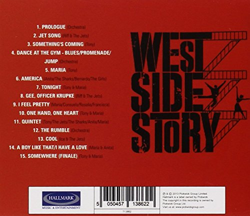West Side Story Buy Online In Uae Music Products In