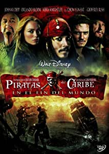 Piratas Del Caribe: En El Fin Del Mundo Import Movie European ...