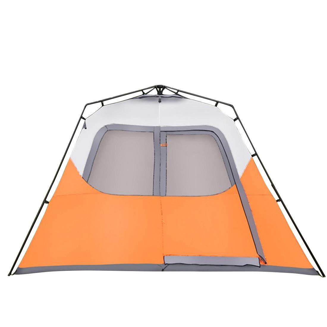 LilyAngel 屋外5-8人ダブルデッキ防風性と防雨性の自動テント 5-8P  B07MXGM5HX