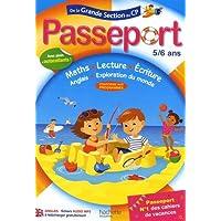 Passeport De la GS au CP- Cahier de vacances