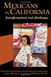 img - for Mexicans in California: Transformations and Challenges book / textbook / text book
