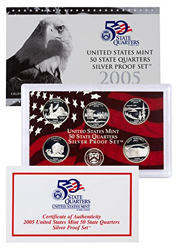 Silver 50 State Quarter - 5