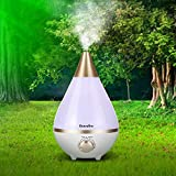 Bravefire Cool Mist Humidifier - ultrasonic humidifiers for...