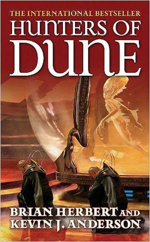 Brian Herbert, Kevin J. Anderson - Hunters of Dune Audiobook Free