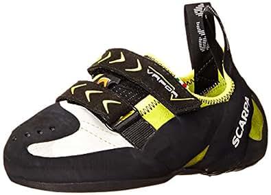 Scarpa Men's Vapor V Climbing Shoe, Lime, 36 EU/4.5 M US