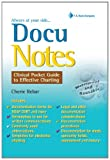 img - for DocuNotes: Clinical Pocket Guide to Effective Charting book / textbook / text book