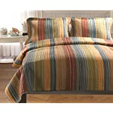 Greenland Home Katy Full/Queen Quilt Set
