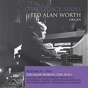 Ted Alan Worth (The Disc)