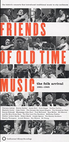 UPC 093074016022, Friends of Old Time Music: The Folk Arrival 1961 - 1965