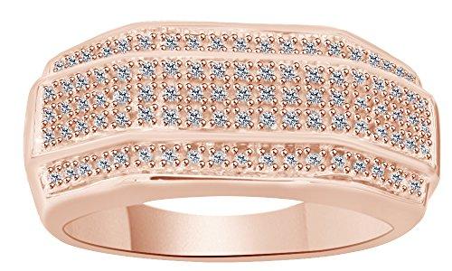 Diamond 14k Gold Estate Ring - 8