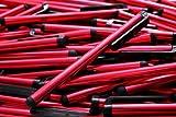100pcs Smart Phone/ Smart Tablet Red Stylus Pen