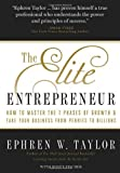 The Elite Entrepreneur, Ephren W. Taylor, 1935618059