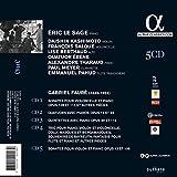 Fauré: Intégrale de la Musique de Chambre avec Piano
