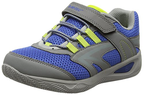 Boots Unisex Kids' Hiking Limoncello 051 Tec Grey Rise Thunder Cobalt Grey Hi Junior High 8H1WZ6
