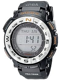 Casio Men's PRG260-1 Black Pro-Trek Watch