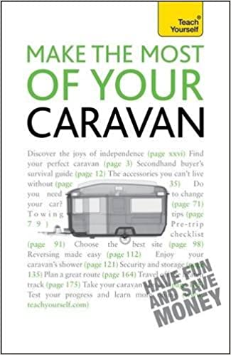 Make The Most Of Your Caravan: Teach Yourself by Rob McCabe (2010-03-26)