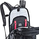 Evoc FR Trail Unlimited, Black/White, ml