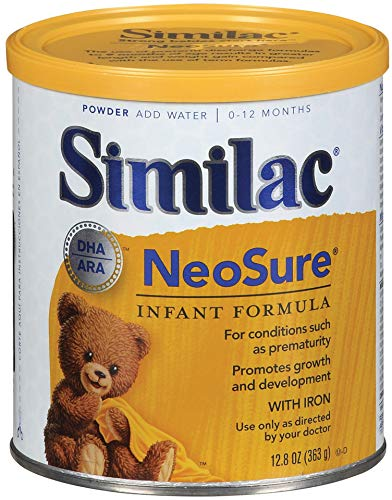 Abbott Nutrition Similac Expert Care Neosure Powder R, L57430, 1 Pound