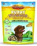 Zuke's Puppy Naturals Dog Treats, Lamb & Chickpea Recipe, 5-ounce by Zuke's