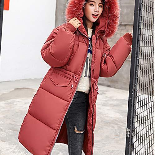Melon De Chaquetas En Con Oficina Algodón Ropa Abrigos Trabajar Outwear Para Rojo Formales Mujer Capucha Elegantes Ashop Mujer CRgtaqnw