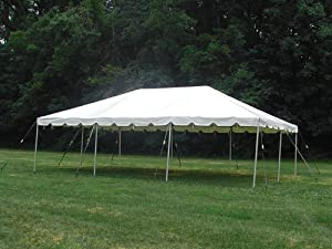 4. 20' X 30' Celina Frame Tent / Canopy Tent