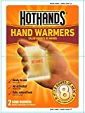 HeatMax HotHands Hand Warmers, 12 Count (6 Pack with 2 Warmers per Pack)