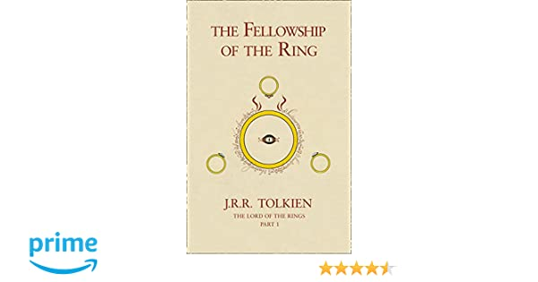 The Fellowship Of The Ring (Lord of the Rings 1): Amazon.es: Vv.Aa ...