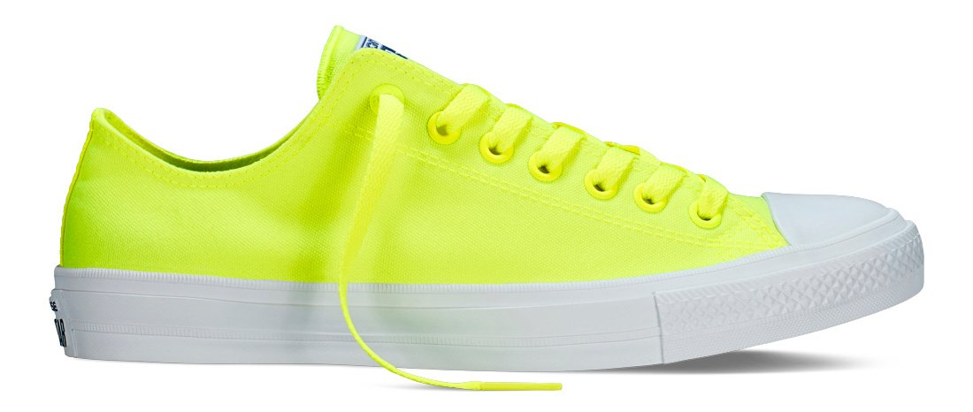 Converse Chuck Taylor All Star Core Ox B01DFS1U2K 5 D(M) US|Yellow/White