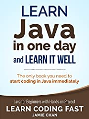 4th Book by Best-Selling Author Jamie Chan. Learn Java Programming Fast with a unique Hands-On Project. Book 4 of the Learn Coding Fast Series. Covers Java 8. Updated for Netbeans 9.0.Have you always wanted to learn computer programming but a...