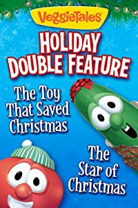 Veggietales Holiday Double Feature The Toy That Saved Christmas And The Star Of Christmas