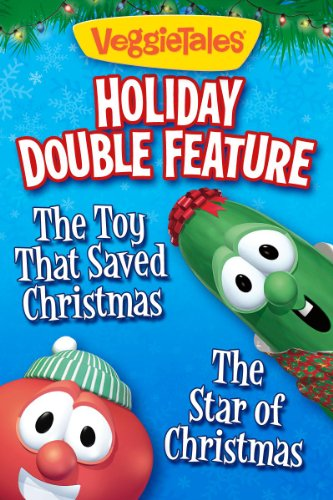 VeggieTales Holiday Double Feature: The Toy That Saved Christmas and The Star of Christmas
