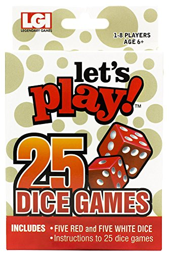 Let's Play 25 Dice (Play Dice Game)
