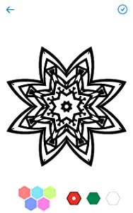 Coloring Book - Mandala Art from Cloloring Games Studio