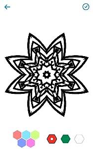 Coloring Book - Mandala Art from Cloloring Games Studio