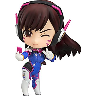 Good Smile Overwatch: D.Va (Classic Skin Edition) Nendoroid Action Figure: Toys & Games