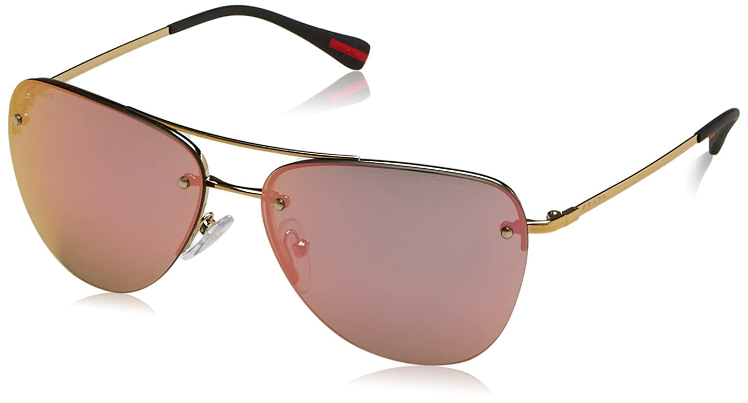 a9f2bf1711a ... discount code for amazon prada linea rossa men sps 50rs sunglasses  clothing 6028c ee502