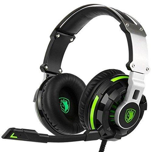 SADES headphones Retractable Professional Noise Canceling