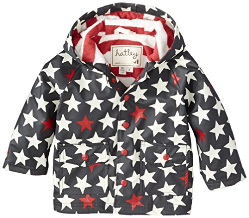 Hatley Little Raincoat Bright Stars