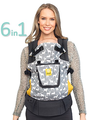 Big Save! SIX-Position, 360° Ergonomic Baby & Child Carrier by LILLEbaby - The COMPLETE Original (O...