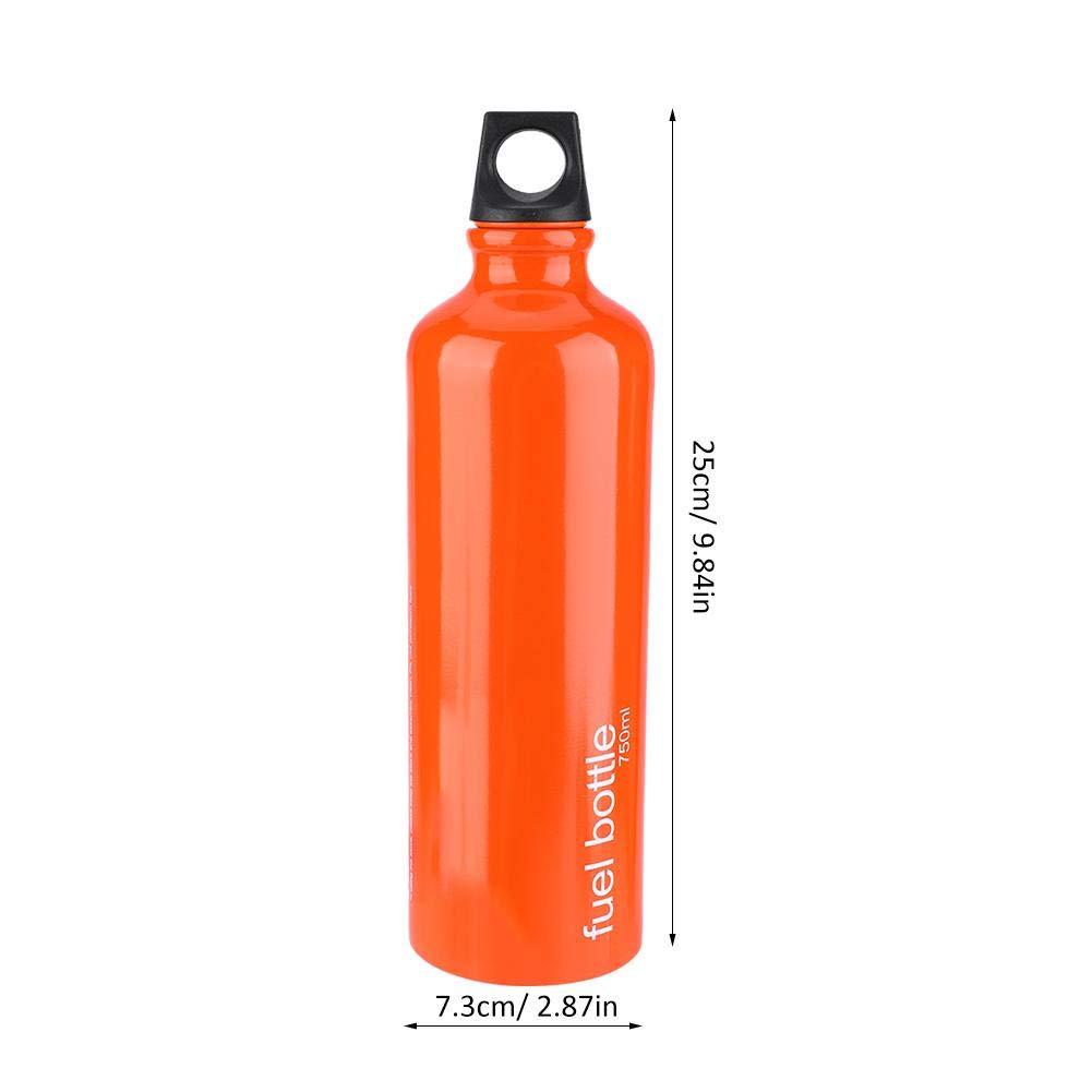Camping-Brennstoffflasche Benzinkerosin-Alkoholbeh/älter f/ür Picknick VGEBY1 Brennstoffflasche