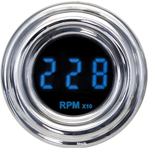 ダコタデジタル Dakota Digital タコメーター 0-18000rpm 4000ミニ 青LED 211273 MCL-4027R   B01MSJMH3Q