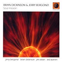 Soul Mission by Brian Dickinson (2013-08-03)