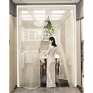 FENGZ Zanzariera Magnetica, Anti Insetti Traspirante Chiusura Automatica Tenda Zanzariera Porta-per Balcony Sliding… 5 spesavip