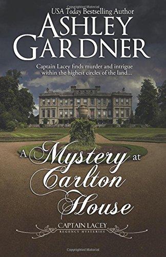 Mystery Carlton Captain Regency Mysteries product image