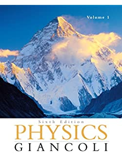 Amazon com: Physics: Principles with Applications